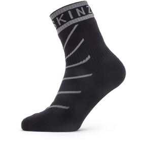 Sealskinz Waterproof Warm Weather Ankle Socks with Hydrostop, gris